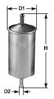Топливный фильтр Clean Filters MBNA957 -