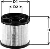 Топливный фильтр Clean Filters MG080 -