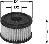 Топливный фильтр Clean Filters MG1676 -