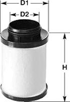Топливный фильтр Clean Filters MG1677 -