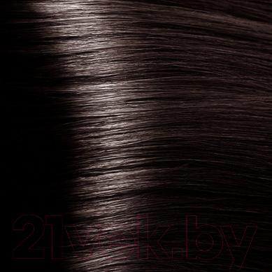 Крем-краска для волос Kapous Hyaluronic Acid с гиалуроновой кислотой 4.757 (коричневый пралине)