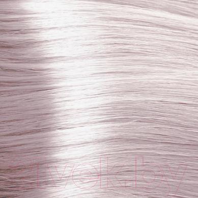 Крем-краска для волос Kapous Hyaluronic Acid с гиалуроновой кислотой 9.2 (очень светлый блондин фиолетовый)