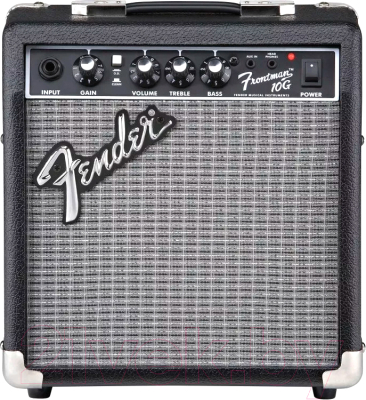 qdsuh 10g Комбоусилитель Fender Frontman 10G 10 Watts