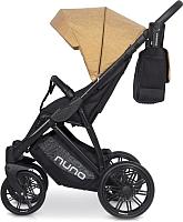Детская прогулочная коляска Riko Nuno (02/Gold) -
