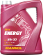 Моторное масло Mannol Energy 5W30 API SL A3/B3 / MN7511-5 (5л) -