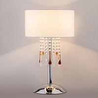 Прикроватная лампа Bogate's Glamour 01097/1 Strotskis -
