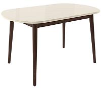 Обеденный стол Импэкс Leset Акра 2Р (венге/кремовый) -