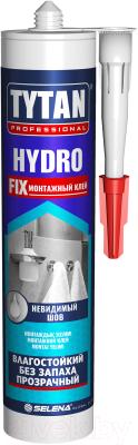 Клей Tytan Professional Hydro Fix (310мл, бесцветный)