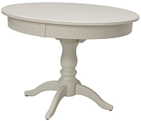 Обеденный стол Импэкс Leset Мичиган 2Р 9003 (белый) -