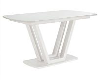 Обеденный стол Импэкс Leset Каби (белый) -