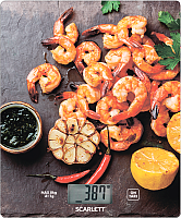 Кухонные весы Scarlett SC-KS57P43 (креветки гриль) -