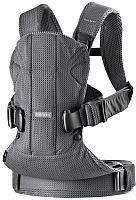 Эрго-рюкзак BabyBjorn One Air Mesh 0980.13 (anthracite) -