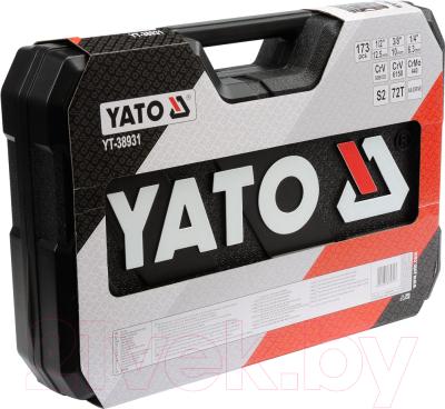 Универсальный набор инструментов Yato YT-38931