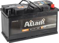 Автомобильный аккумулятор Atlant R+ (100 А/ч) -