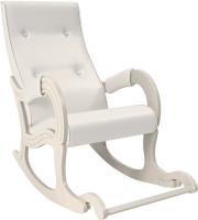 Кресло-качалка Импэкс 707 (дуб шампань/Mango 002) -