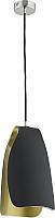Потолочный светильник ALFA California 60205 (черный) -