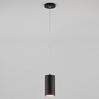 Потолочный светильник Евросвет Mini Topper 50146/1 (черный) -
