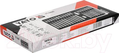 Набор бит Yato YT-0400