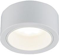 Точечный светильник Elektrostandard 1070 GX53 WH -