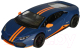 Масштабная модель автомобиля Kinsmart Lamborghini Huracan LP610-4 Aviomatte / KT5401W -