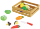 Набор игрушечных продуктов PlayGo Набор овощей / 30013 -