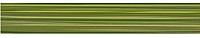 Бордюр Березакерамика Лилия фисташковый (54x350) -