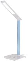 Настольная лампа Евросвет Lori TL90510 (белый/голубой) -