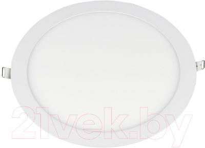 Точечный светильник Elektrostandard DLR003 24W 4200K