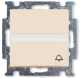 Выключатель ABB Basic 55 1413-0-1087 (слоновая кость) -