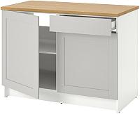 Шкаф-стол кухонный Ikea Кноксхульт 103.485.14 -