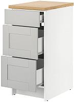 Шкаф-стол кухонный Ikea Кноксхульт 303.485.13 -