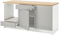 Шкаф-стол комбинированный Ikea Кноксхульт 803.485.15 -