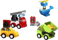 Конструктор Lego Duplo Мои первые машинки 10886 -