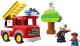 Конструктор Lego Duplo Пожарная машина 10901 -