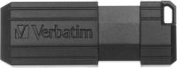 Usb flash накопитель Verbatim Pin Stripe 32Gb / 49064 (черный) -