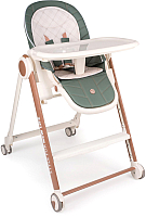 Стульчик для кормления Happy Baby Berny V2 (темно-зеленый) -