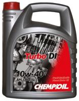 Моторное масло Chempioil Turbo DI 10W40 CH-4/SL / CH9504-5 (5л) -