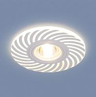 Точечный светильник Elektrostandard 2215 MR16 WH -
