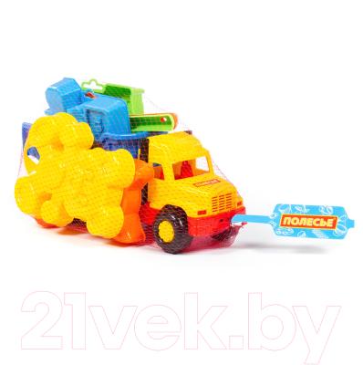 Набор игрушек для песочницы Полесье Фаворит / 7568