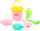 Набор игрушек для песочницы Полесье №307 / 35578 -