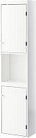 Шкаф-пенал для ванной Ikea Силверон 503.690.57 -