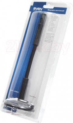 Микрофон Sven MK-490 - упаковка