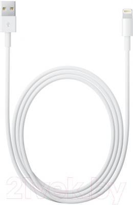 Кабель Apple Lightning to USB / MD819 (2м) - общий вид