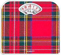 Напольные весы механические Scarlett SC-BS33M042 -