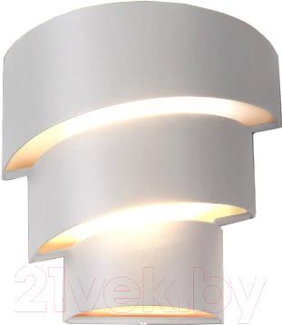 Бра уличное Elektrostandard Helix 1535 Techno LED (белый)