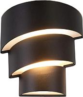 Бра уличное Elektrostandard Helix 1535 Techno LED (черный) -