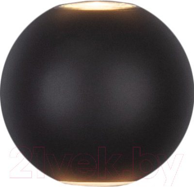 Бра уличное Elektrostandard Diver 1566 Techno LED (черный)