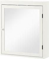 Шкаф с зеркалом для ванной Ikea Силверон 503.690.62 -