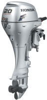 Мотор лодочный Honda BF20DK2-SH-SU -