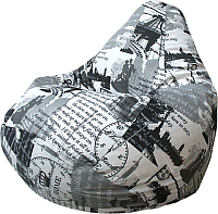 Бескаркасное кресло Flagman Груша Макси Г2.7-03 (Queen) -